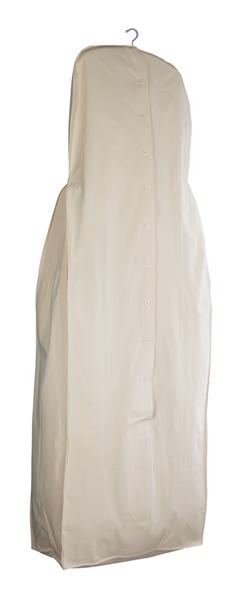 Archival Muslin Garment and Drawstring Bags