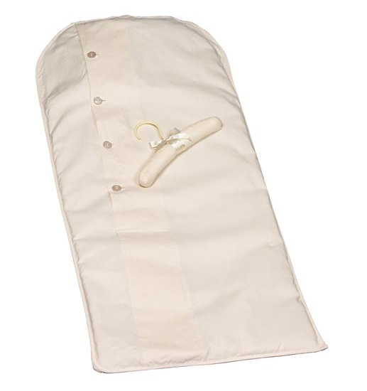 "38"" Acid-Free Muslin Garment Bag"