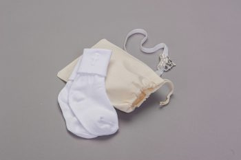 Acid-Free Muslin Drawstring Bag