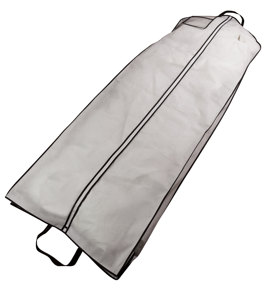 wedding dress garment bag for air travel foster stephens