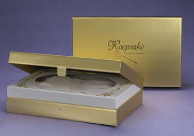 Traditional Gold Box