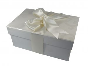 Shoe Box Endsleigh Ivory