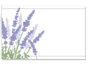 Gift Card Lavenar flowers