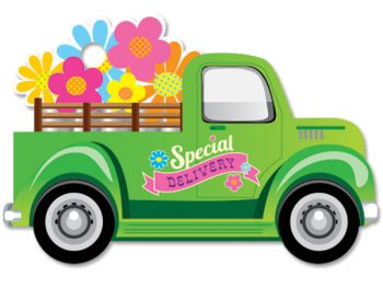 Special Delivery Truck Gift Card