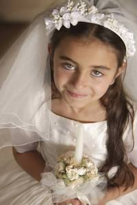 First Communion Dress Preservation