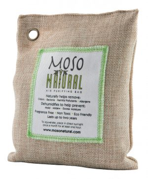 Moso Natural Air Purifying Bag 200gr