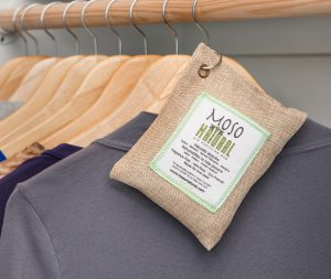 Moso Natural Air Purifying Bag for Closets
