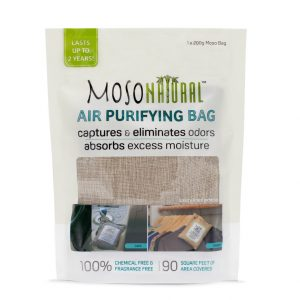 Moso Natural 200 g Air Purifying Bag