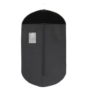 Black Garment Bag 42""